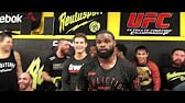 UFC 205: Champ Camp 2 Tyron Woodley Ep. 2