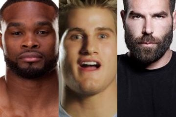 Woodley, Northcutt, and Bilzerian - the reality show you never knew you wanted, until now