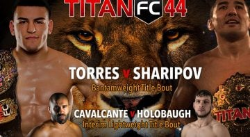 Titan FC 44 Results and Recaps