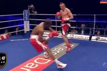 Spine shattering ko's from the history of boxing.