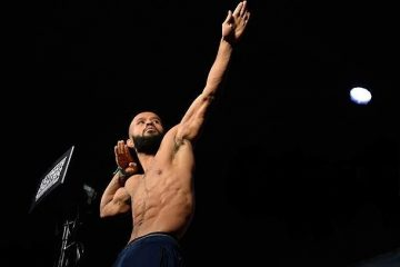 Mighty Mouse not paid by the UFC for showing up to UFC 215.